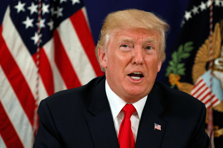 Trump thanks Putin for expelling U.S. diplomats from Russia — CBS News