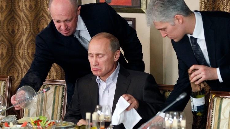 Exclusive: Putin's 'chef,' the man behind the troll factory — CNN