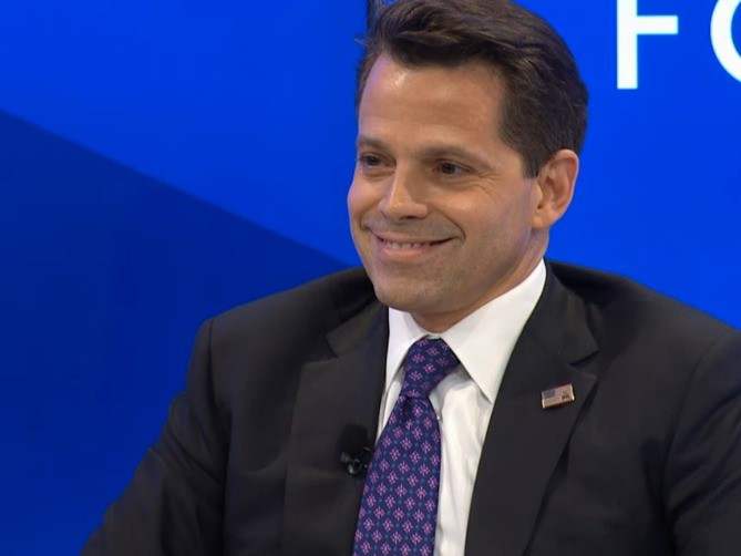 Scaramucci called Trump a 'hack' in 2015 and now says the president 'brings it up every 15 seconds' — Business Insider