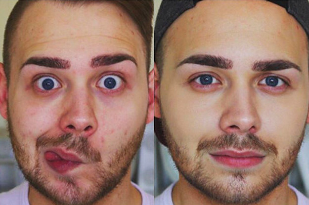 "20 ""No-Makeup"" Makeup Tips Every Guy Should Know"