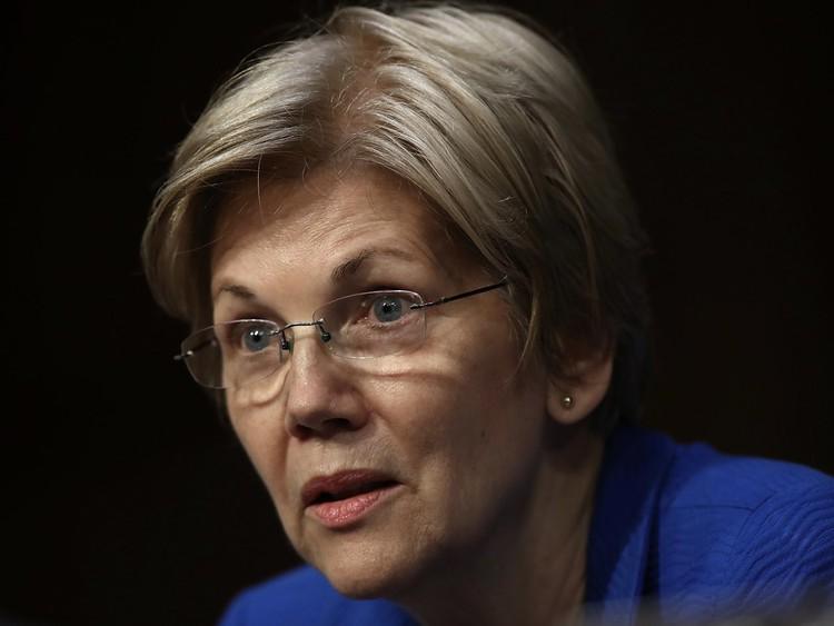 Elizabeth Warren Tells Fox News to Go F--k Itself — Vanity Fair