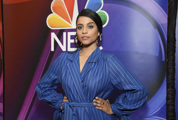 Lilly Singh's new show comes to life with energy, promise and a few stumbles