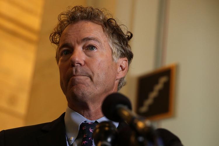 Rand Paul dismisses focus on election meddling as 'Trump derangement syndrome' — CNN Politics