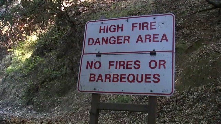 Red Flag Warning increases staffing levels at area fire departments