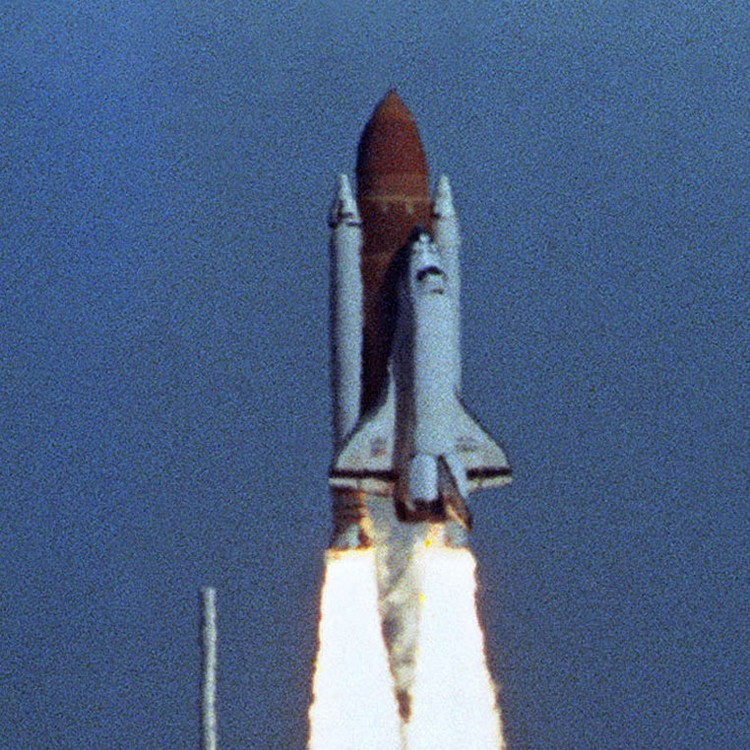 the reactions to the devastating space shuttle challenger explosion The crew could have survived the initial space shuttle challenger explosion and disintegration, because the crew cabin detached in one piece find this pin and more on space shuttle - nasa by b christopher woody.