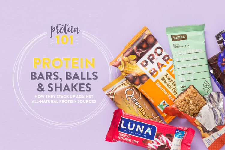Whole Foods Protein Bars