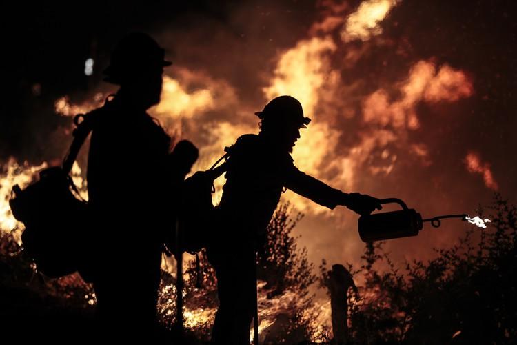 Trump administration blocks California wildfire relief
