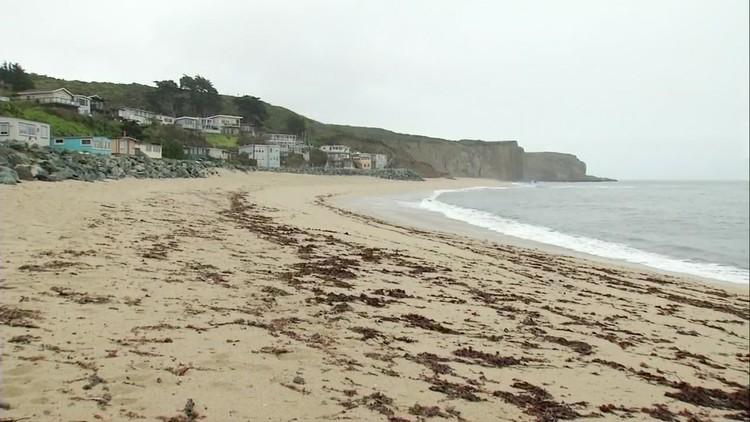 Billionaire Vinod Khosla suing San Mateo Co. sheriff in dispute over public access to Martins Beach