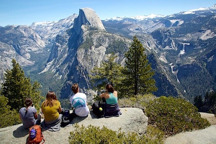 National Parks Will Waive Entrance Fees On Five Days In 2020