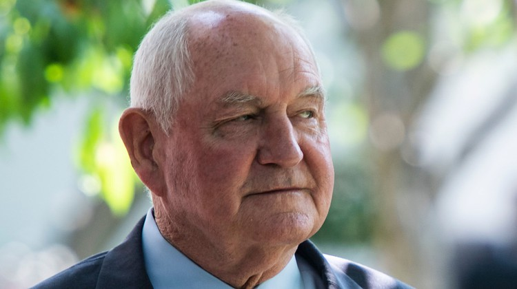 Farmers Reel After Sonny Perdue Mocks Them As 'Whiners' Amid Trade War Bankruptcies — HuffPost