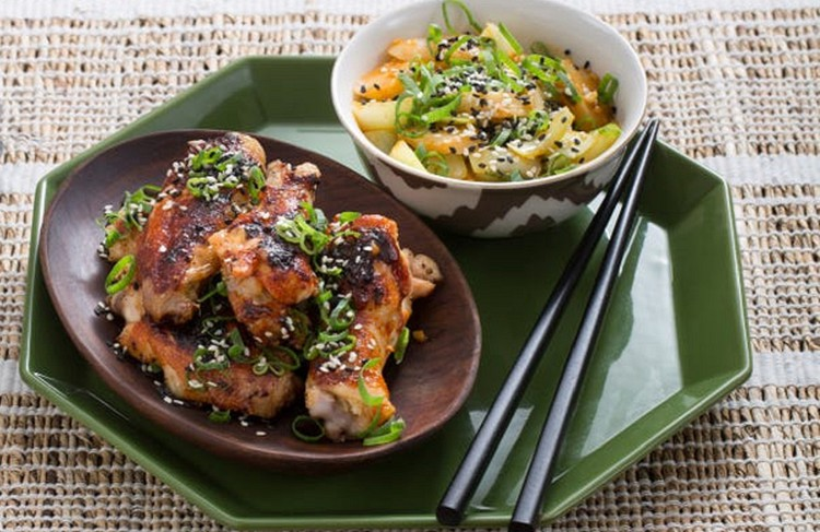 Spicy Korean Chicken Wings — The Daily Meal