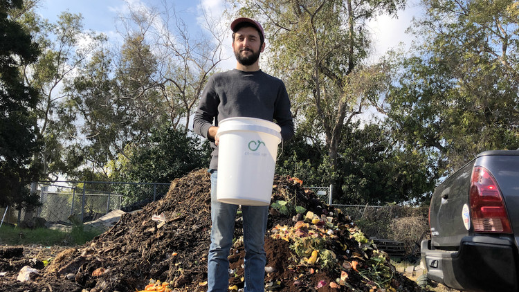 Curbside compost pickup service launches in Long Beach