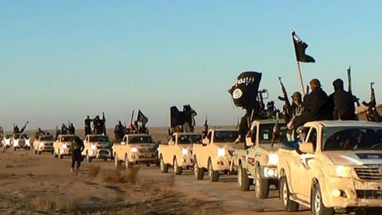 ISIS moves its capital in Syria — Fox News
