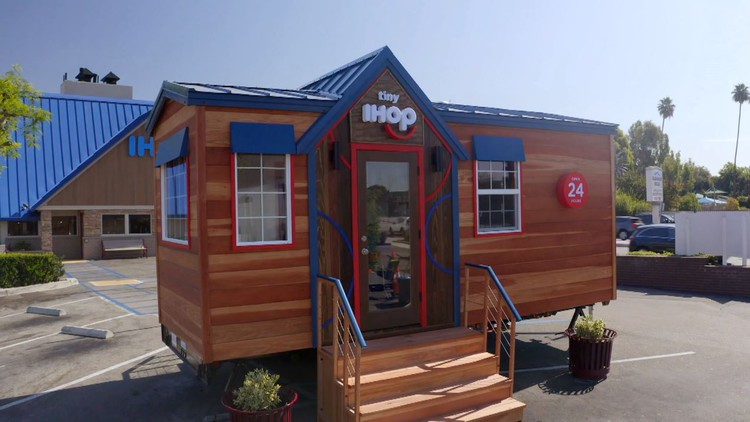 This Is the Tiniest IHOP in the World