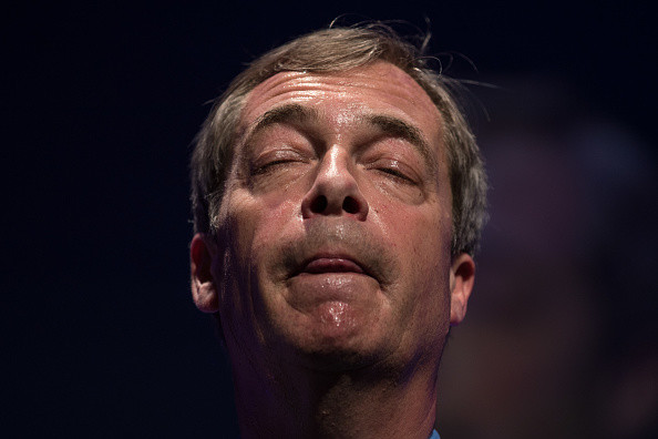 Robert Mueller Wants Info on Donald Trump's British Ally, Far-right Politician Nigel Farage, Says Russia Probe Target — Newsweek
