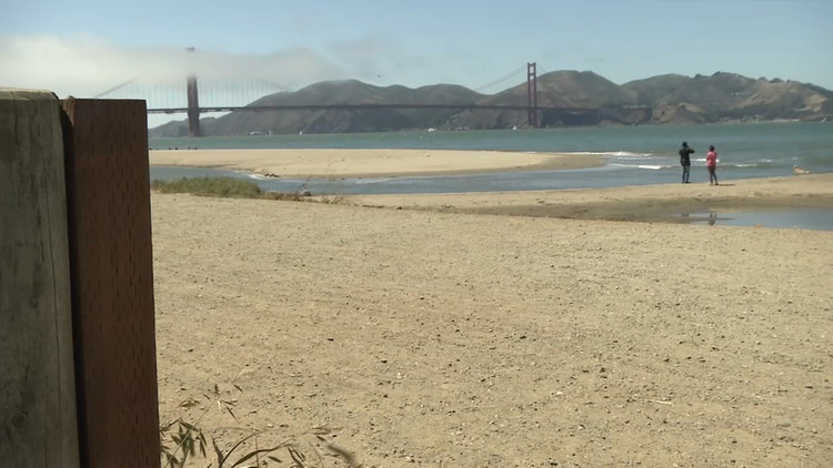 Major shoreline project transforming San Francisco's Presidio, could benefit sea life habitat — ABC7 Bay Area