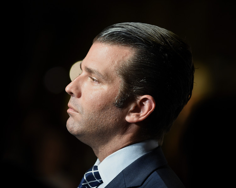 Trump Jr. makes light of Native American genocide while rooting for father's attack on Warren — CNN Politics