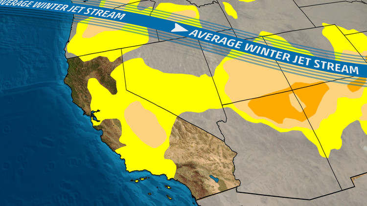California Is Drying Out Again; Here's Why It's Not a Concern – Yet — The Weather Channel