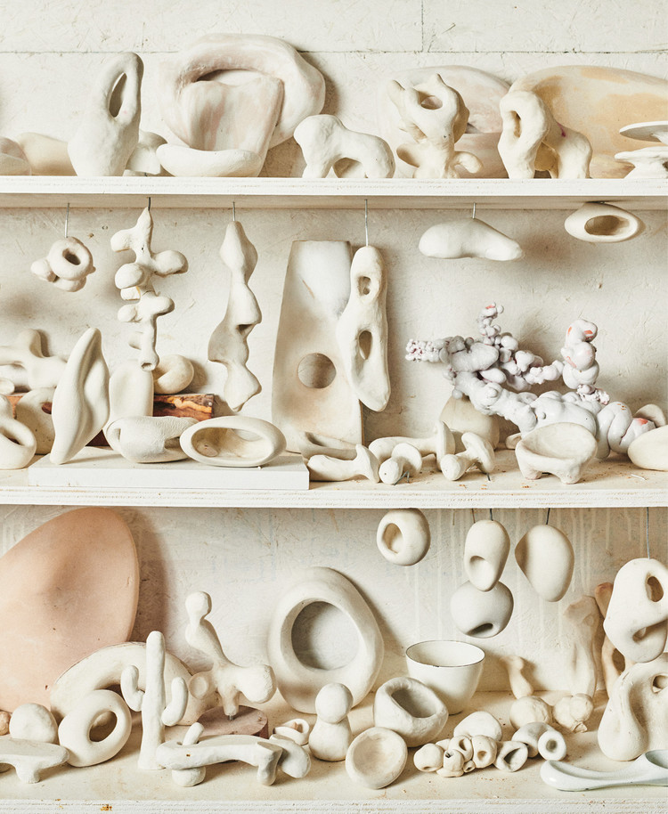 Amagansett Artist Rogan Gregory's Sculptures Take Inspiration From Nature's Forms