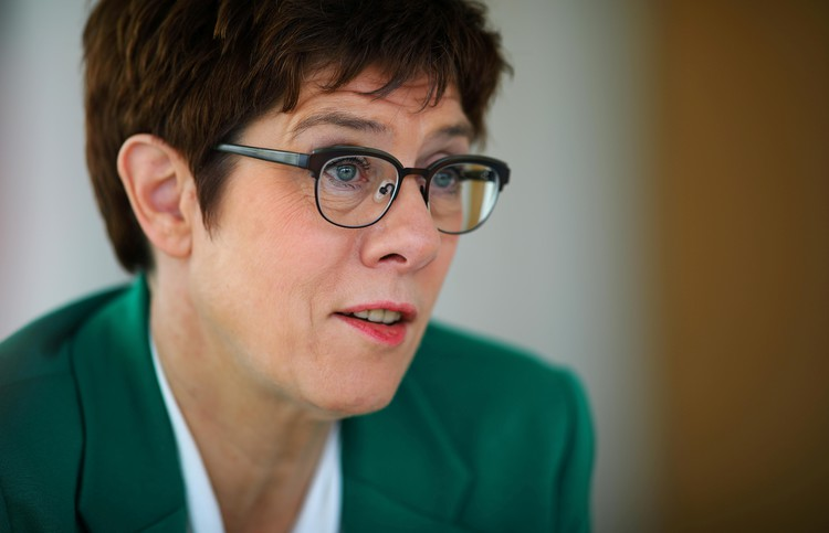 Pull yourselves together for EU's sake, German Greens urge CDU — Reuters