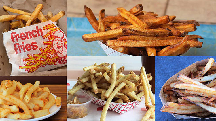 We tried french fries from 106 places around Chicago. Here are our 20 favorites under $5.