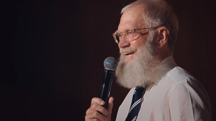David Letterman's Netflix show renewed for Season 2