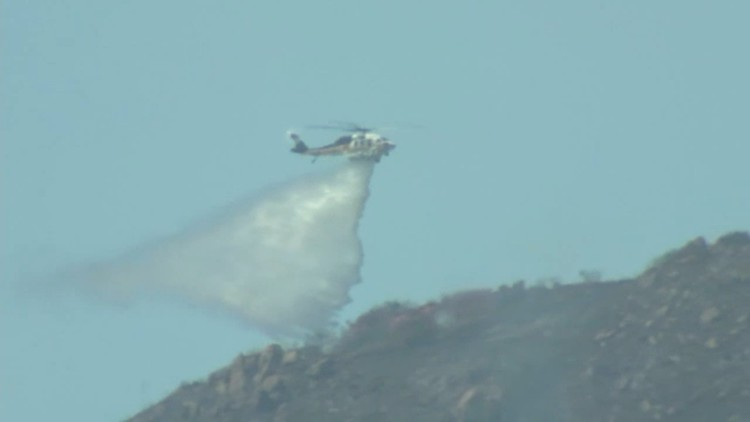 Malibu fire: Brush fire erupts along hillside near Pacific Coast Highway