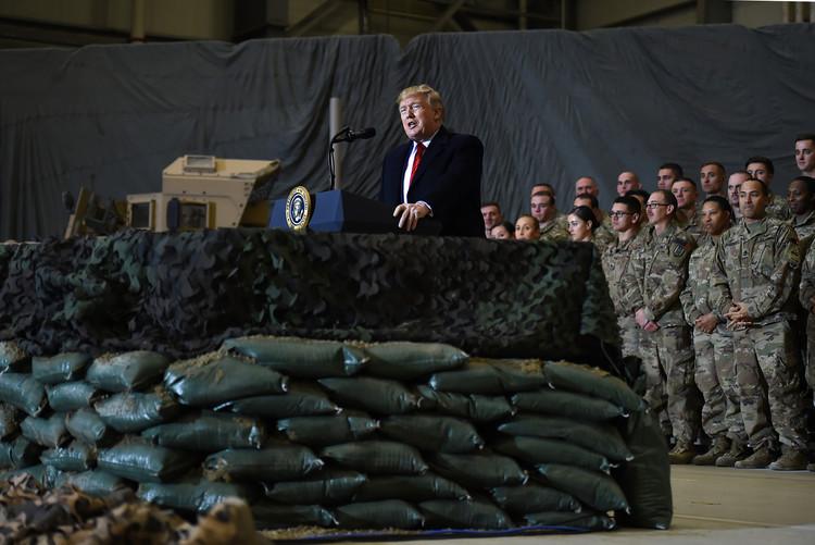 Our Troops Deserve Better Than Trump's Pardons — TIME