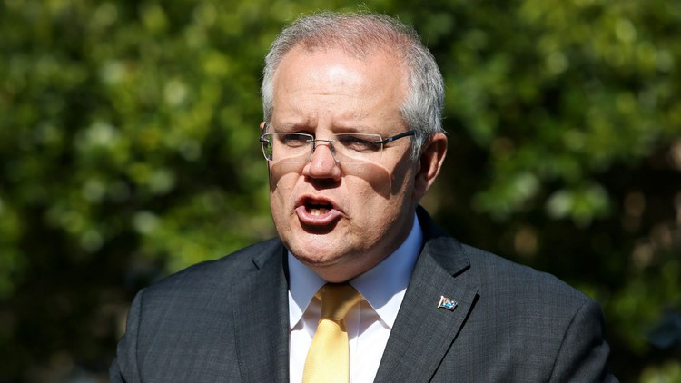 Morrison defends Trump over withdrawal of US troops from northern Syria — The Sydney Morning Herald