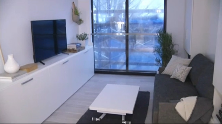 Could you live in 350 square feet? Long Beach hoping micro-housing program can combat housing crisis — ABC7 Los Angeles