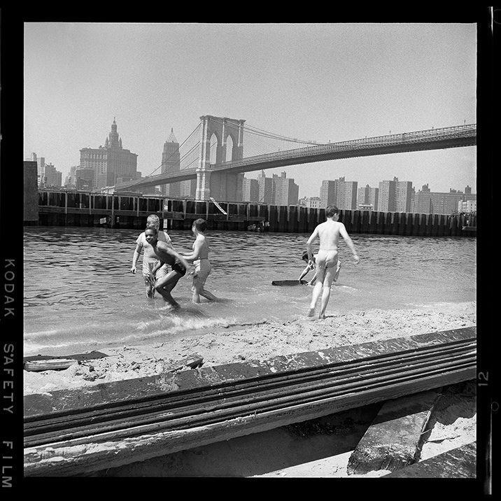 David Attie's Lost Photos of 1950s Brooklyn [PDN Photo of the Day] — PDN Online