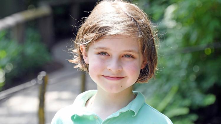 Nine-year-old child genius to graduate university — CNN