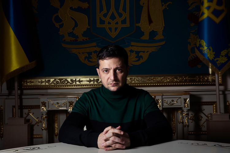 'I Don't Trust Anyone at All.' Ukrainian President Volodymyr Zelensky Speaks Out on Trump, Putin and a Divided Europe — TIME