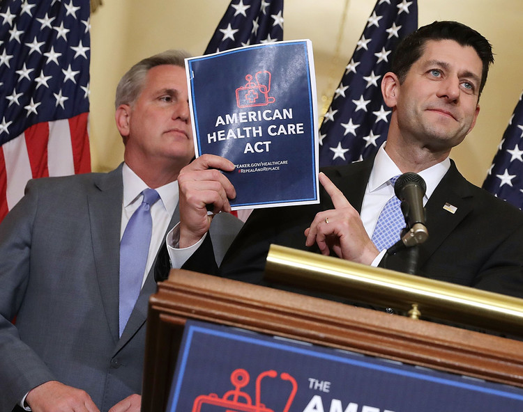 House Republicans to Vote on Health Care Thursday — NBC News