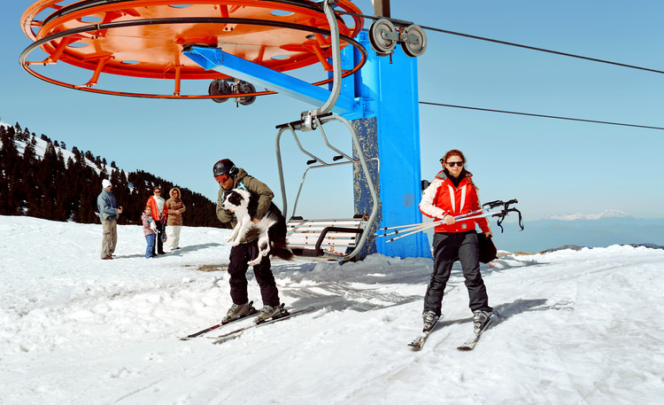 Why Your Next Ski Vacation Should Be in Greece
