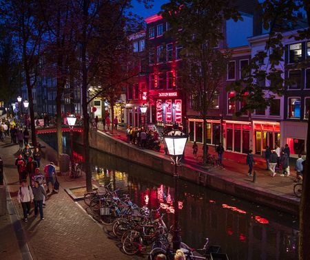 Dimming the Lights: Amsterdam's First Female Mayor, Femke Halsema, Says the Red-light District Must Fundamentally Change