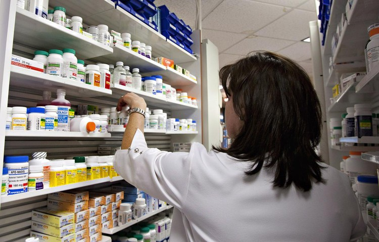 Pharmacies having trouble keeping up as refill requests surge — The Star
