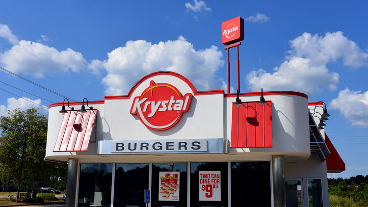 Fast food chain Krystal files for bankruptcy — CNN Business