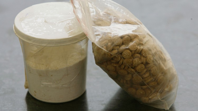 Lebanon arrests Saudi man with 10 kilos of captagon at Beirut airport