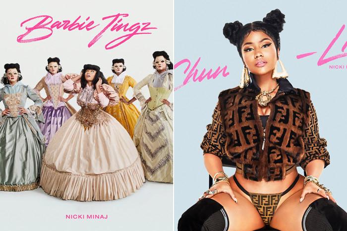 Nicki Minaj Drops Two New Songs — Hip Hop Slime