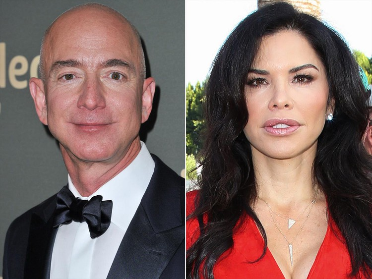 Jeff Bezos Now Dating News Anchor Lauren Sanchez -Who's Also Getting Divorced: Sources - People