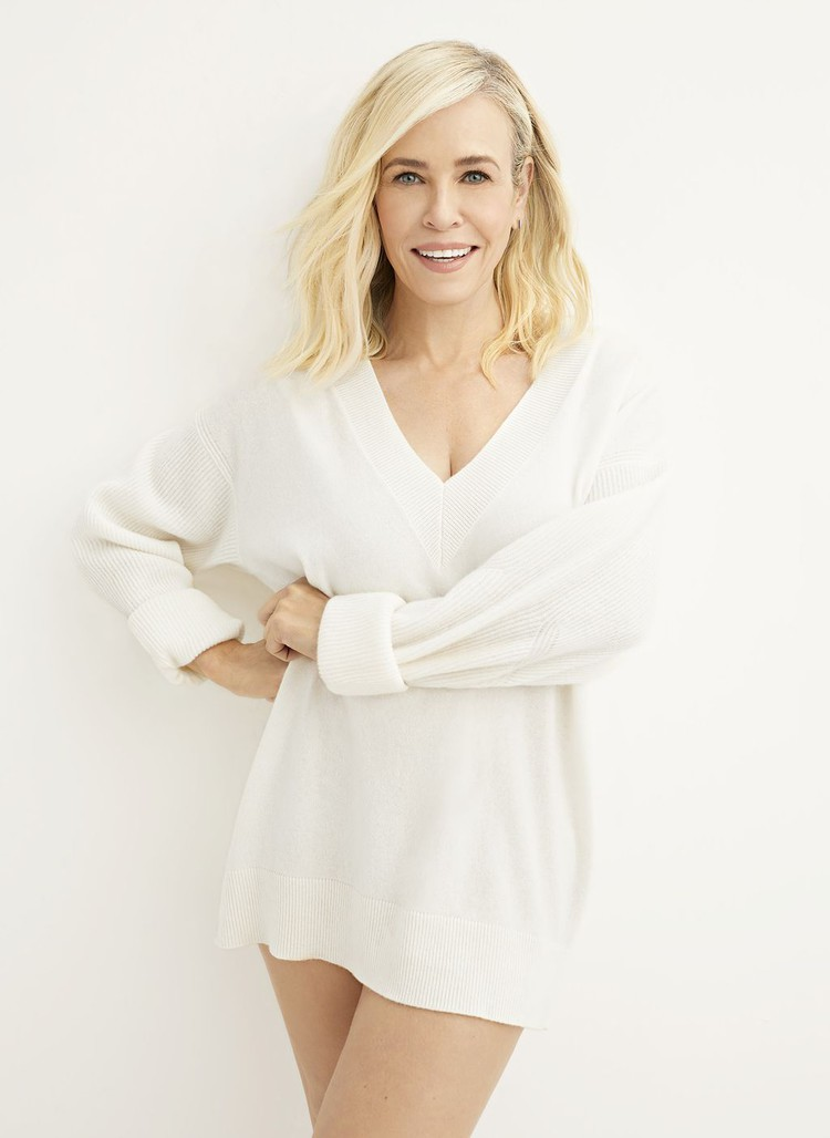 Comedian Chelsea Handler Gets Real About Dealing With Old Traumas and Finding More Joy — Health