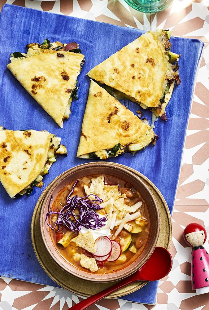 Delicious Vegetarian Mexican Dishes Your Pickiest Eaters Will Like — Parents Latina