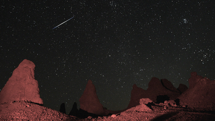 "The Perseid meteor shower peaks tonight. NASA says it's ""one of the best."" — NPR"