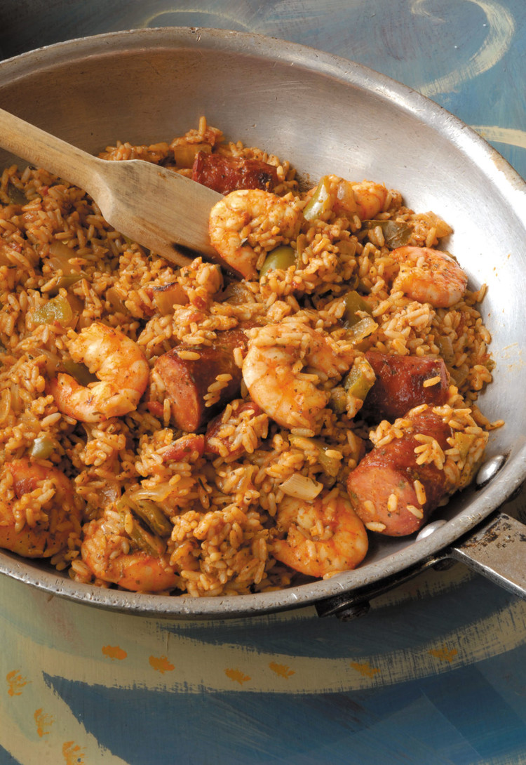 Mardi Gras Recipe: Creole Jambalaya — Garden & Gun