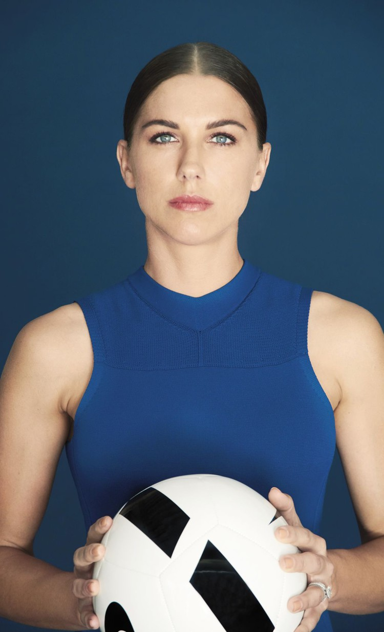 World Cup 2019: Alex Morgan is Primed to Lead the U.S. Women—On the Field and in Court