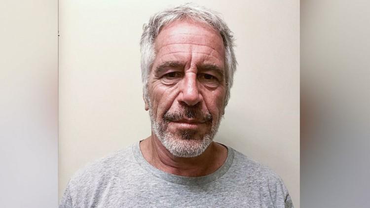 Politics: Epstein Found Dead in Jail Cell - Blind