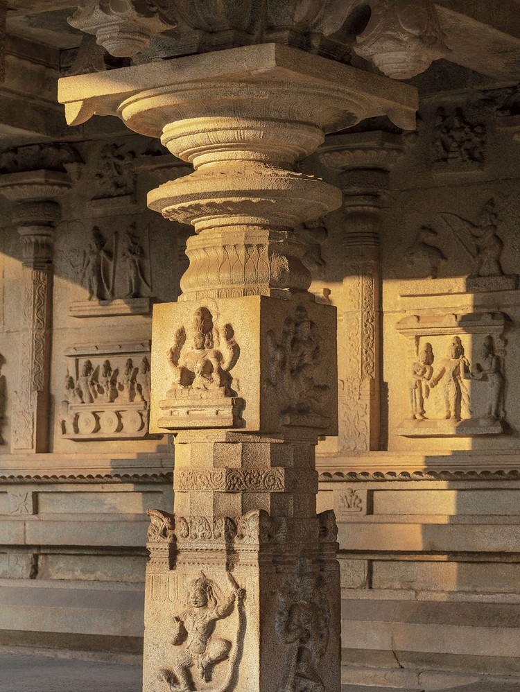 In Hampi, India, the Remnants of a Lost Civilization Lie Scattered Across an Enchanting Landscape