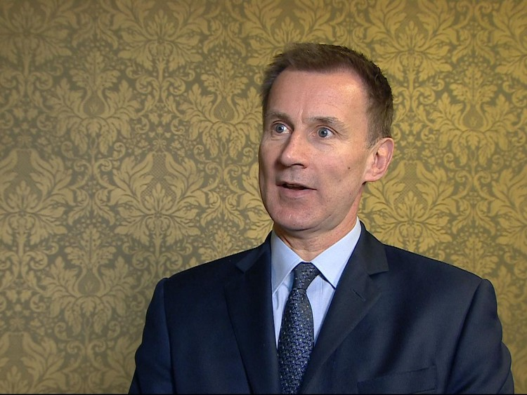 Voting down Brexit deal risks cancelling Brexit, says Foreign Secretary Jeremy Hunt — Sky News