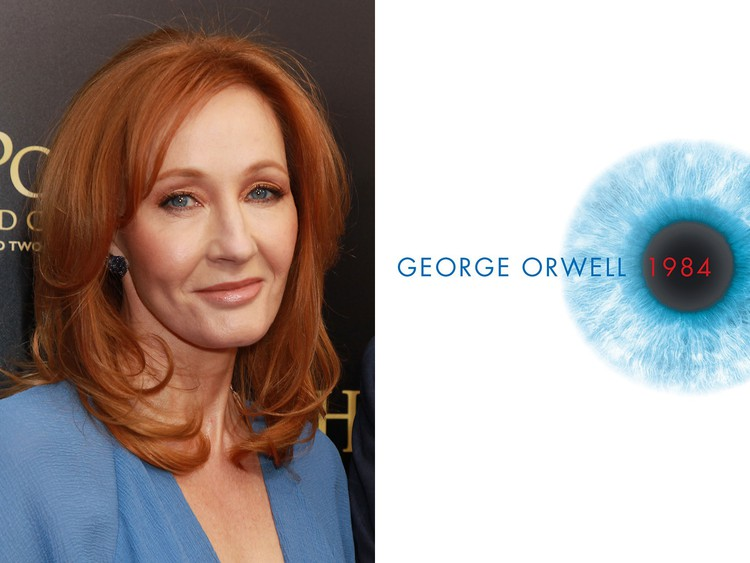 J.K. Rowling Used The Perfect George Orwell Quote To Speak Out Against The White House — Bustle